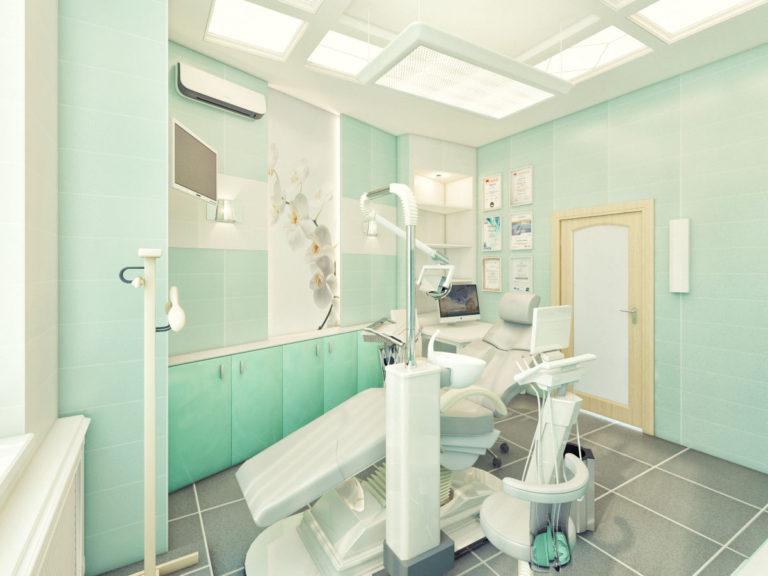 Проектирование стоматологических клиник, Киев, Украина