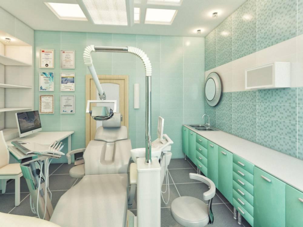 Проект стоматологии в Киеве