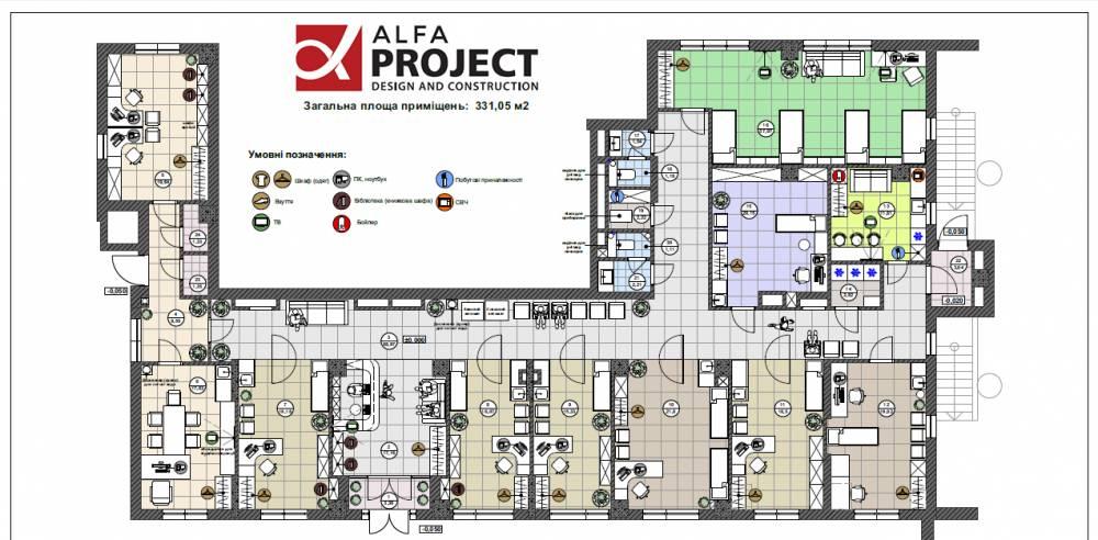 проект реконструкции медицинских клиник